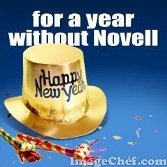 Novell happy year