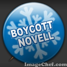 Novell snow