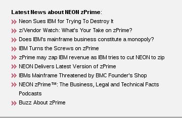 NEON news