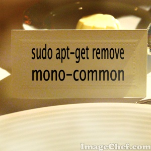 sudo apt-get remove mono-common