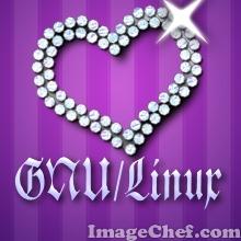 Gnu Linux jewellery