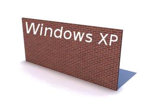 Windows XP wall