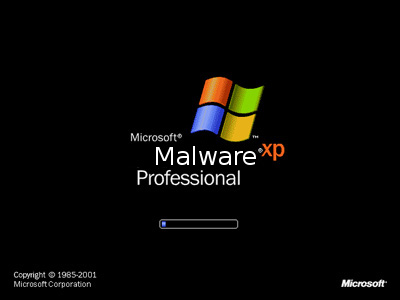 Windows XP malware safe mode