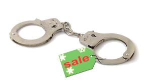 Handcuffs for sale