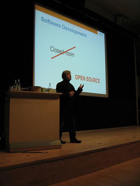 Simon Phipps in Stockholm (2007)