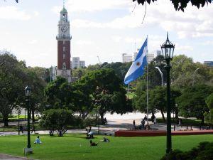 Park in Argentina