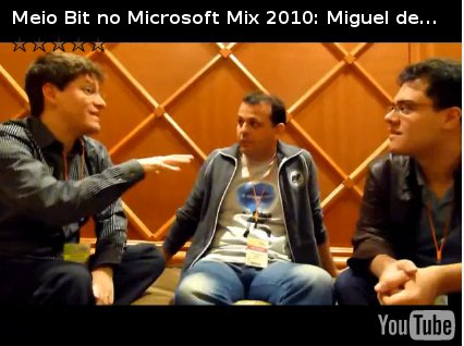 Miguel de Icaza and other Microsoft MVPs
