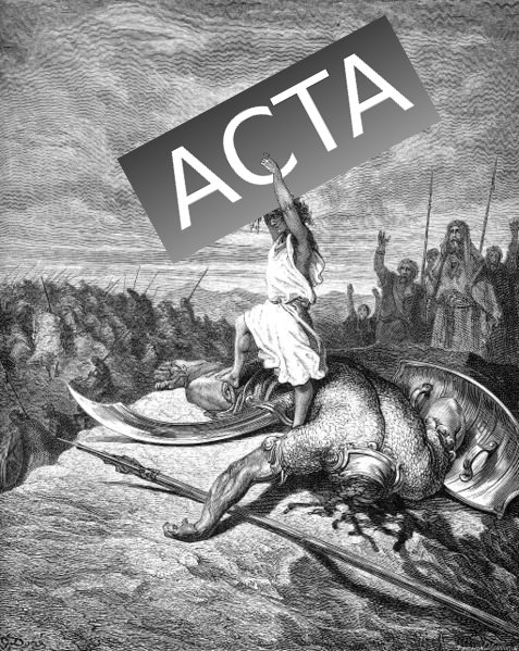 David and Goliath ACTA