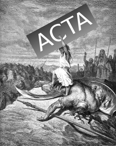David and Goliath ACTA