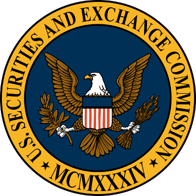 US Securities and Exchange Commission Seal