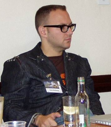 Cory Doctorow in 2005