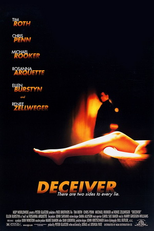 'Deceiver' poster