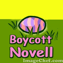 Egg for Novell
