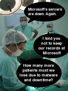 Microsoft in health