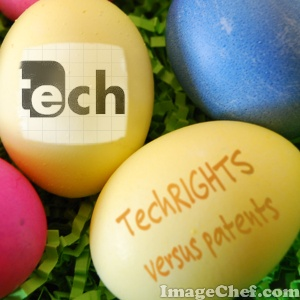 Patents in Easter