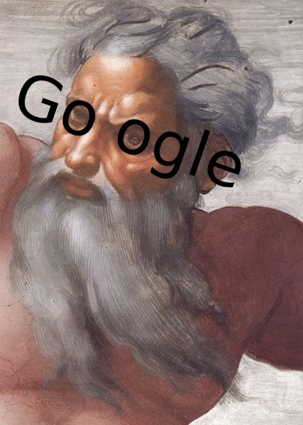 God is Google
