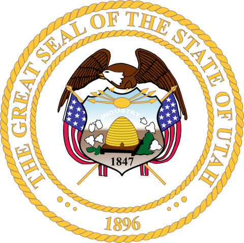 Seal of Utah