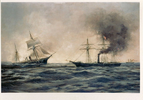 Confederate ship CSS Alabama