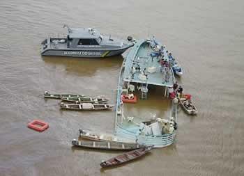 Barco Almirante Monteiro