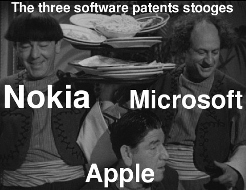 Patent stooges