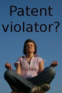 Yoga - patent violator?
