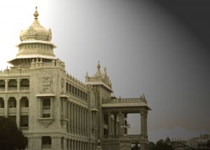 Vikas Soudha, Bangalore