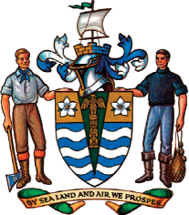 Coat of arms of Vancouver