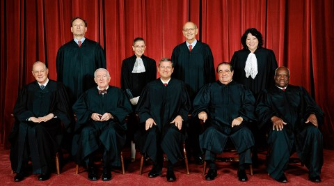 Supreme Court US, 2009
