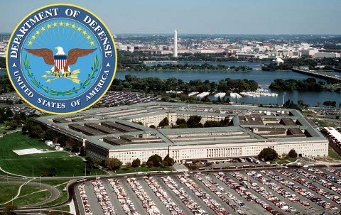 The Pentagon - US Department of Defense building