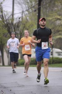 Marathon bound