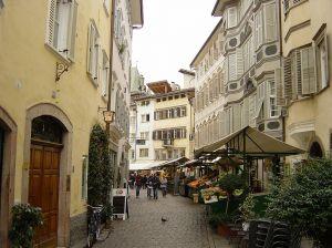 Bolzano streets