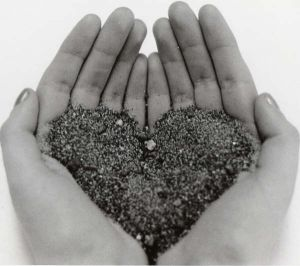 Heart in my hands