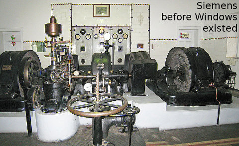 Siemens generator