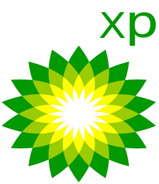 BP logo as XP