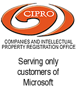 Cipro - Serving only customers of Microsoft