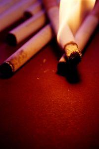 Cigarette - tobacco