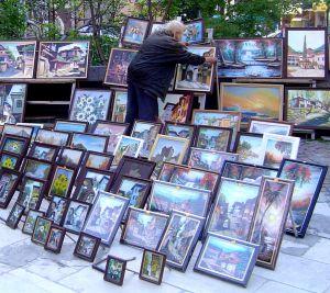 Picture market