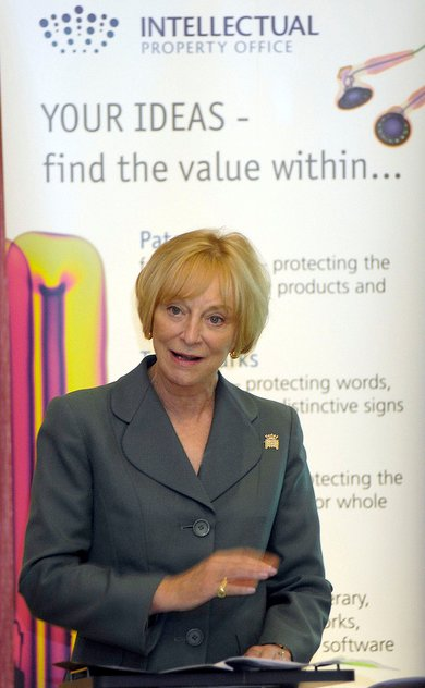 Baroness Wilcox