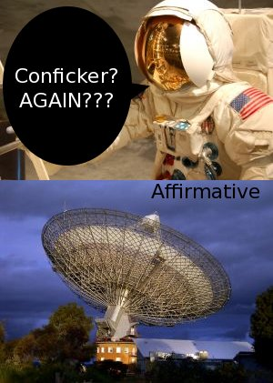 Conficker AGAIN - Affirmative