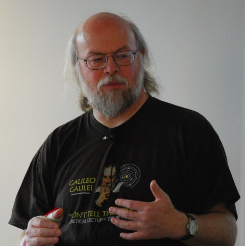 James Gosling in 2008