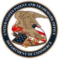 USPTO seal shot