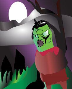 Halloween figure