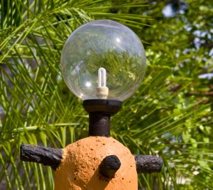 Bulb - outdoor lamp