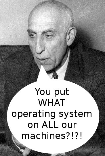 Mohammad Mosaddeq