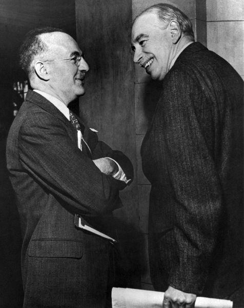 White and Keynes