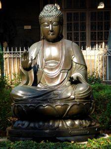 Budhdha statue