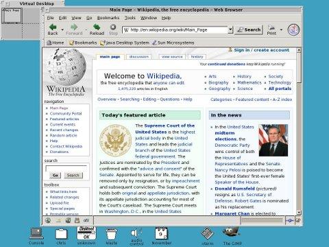 OpenWindows on Solaris