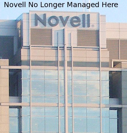 Novell in Provo