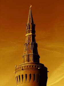 Tower of Moscow - Kremlin