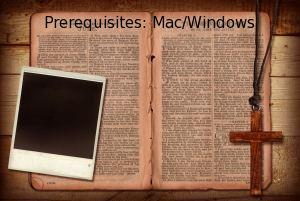 Bible with binaries